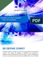 Estudio Administrativo y Legal Completo