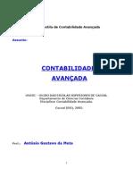 Contabilidade Avancada - UNESC