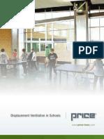Displacement Ventilation in Schools