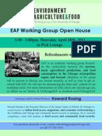 EAF Open House