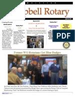 Rotary Newsletter Apr 26 2011
