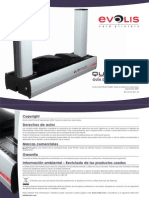 Manual Tutorial de Usuario para Impresora Evolis Quantum2