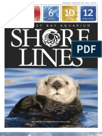 Monterey Bay Aquarium Member Magazine Shorelines Fall 2010