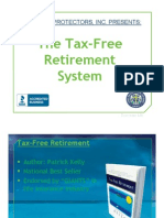 Tax Free Retirement Webinar