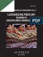 Burma apr11 Issues and Concerns Vol 7-ALTSEAN