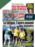 LE BUTEUR PDF du 27/04/2011
