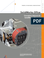 Conceptos básicos de SolidWorks - Piezas y ensamblajes