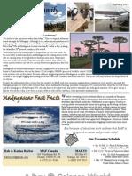Barbers - February 2011 Newsletter