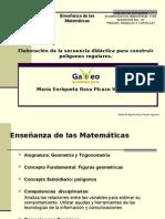 Construcción de Polígonos por Rosa Picazo