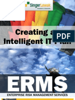 Creating an Intelligent IT Plan By Robert P. Green, CPA.CITP Published by California CPA Magazine, October, 2002