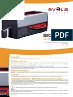 Manual Tutorial de Usuario para Impresora Evolis Securion