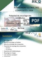 Potentiel Recyclage Composites SergePage
