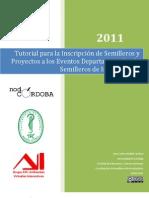 Instrucciones Para Hacer Inscripciones en RedColsi 2011