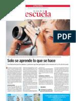 La Voz de La Escuela 27.04.2011 Portada