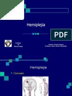Hemiplejia INCA
