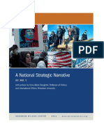 A National Strategic Narrative