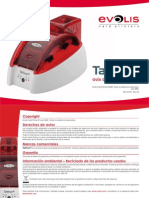 Manual Tutorial de Usuario para Impresora Evolis Tattoo2