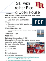 Sailing Open House 2011