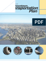 Downtown Vancouver Transportation Plan