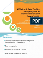 Salud Familiar ( introducción a la kinesiologia)