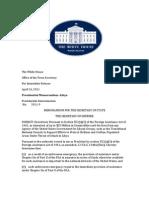 Presidential Memorandum Libya 4_26
