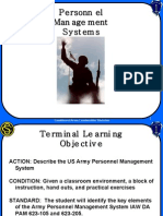 071F1395 Personnel Management System