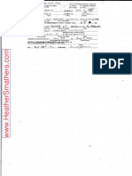 Barack Hussein Obama Sr. Immigration File