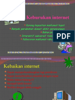 Keburukan Dan Kebaikan Internet