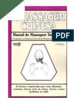 A Massagem Chinesa - Manual de Massagem Terapêutica