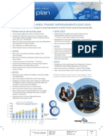 South Fraser Transit Improvements 2007-2013