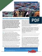 Salmon Farming Factsheet