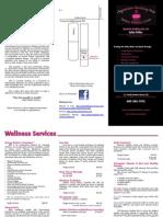Aquarian Healing Arts Brochure