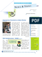 TLE Spring Edition newsletter 2008