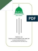 Proposal Santunan MTDI 2011