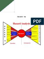 Bow-Tie Hazard Analysis
