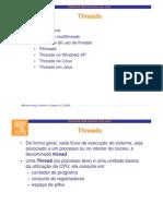 Mat7 Slides INE5611 Threads