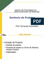 Iniciação de Projetos