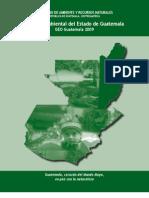 Informe Ambiental del Estado de Guatemala GEO Guatemala 2009