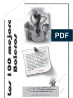 100-Mejores Boleros Para Guitarra