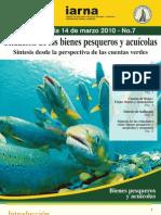 Situación de los bienes pesqueros y acuicolas de Guatemala