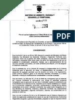 Decreto 2820