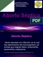 ABORTO SÉPTICO
