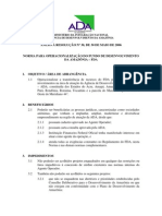 Norma Para Operacionaliza%E7%E3o Do FDA