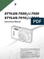 Olympus Stylus 7010