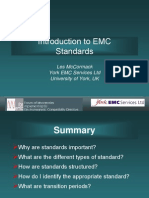 Introduction EMC Standards