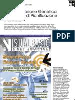 Programmazione Genetica e Strategie di Pianificazione (prima puntata)