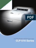 Samsung CLP-510 Polish
