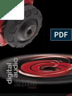 Digital Audio 2008 Catalog