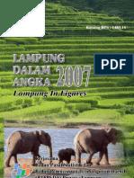 Lampung Dalam Angka 2007