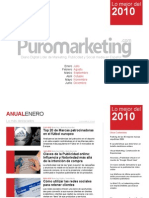 Anual Puromarketing 2010